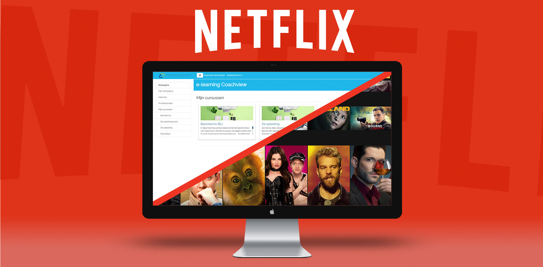 Dit kunnen e-learning platformen van Netflix leren
