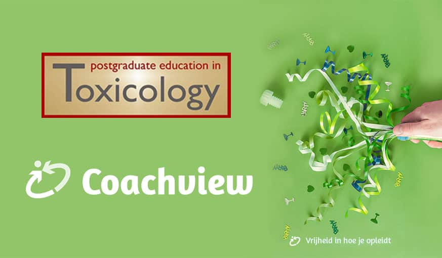 The Postgraduate Education in Toxicology (PET) start met Coachview!